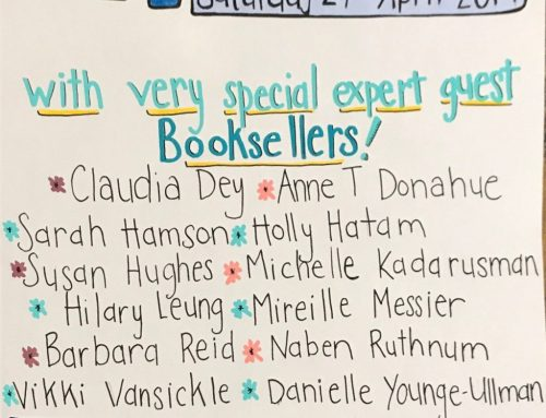Canadian Independent Bookstore Day at Queen Books – Saturday, April 27, 9:30-6